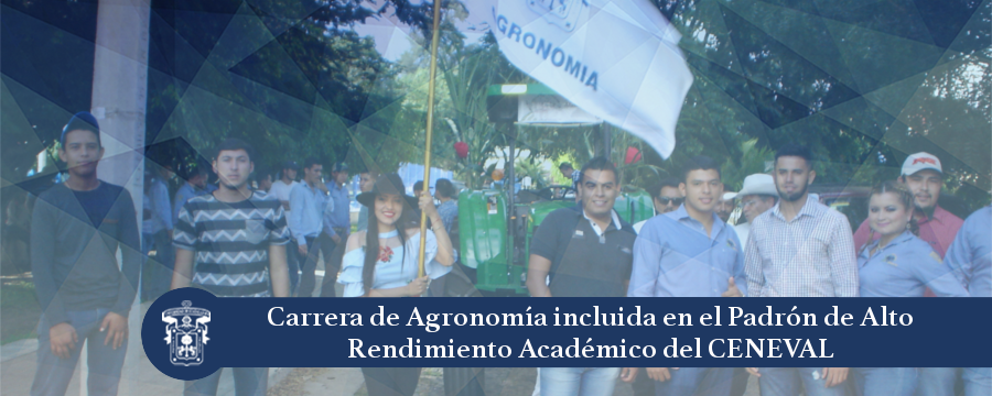 Banner: Agronomia