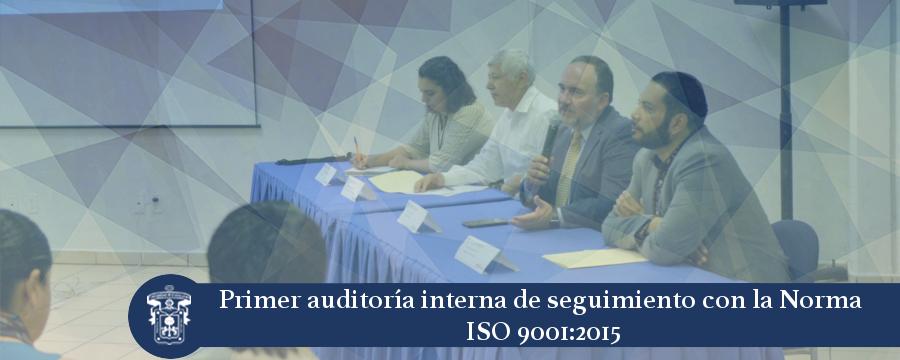 Banner: Auditoría interna