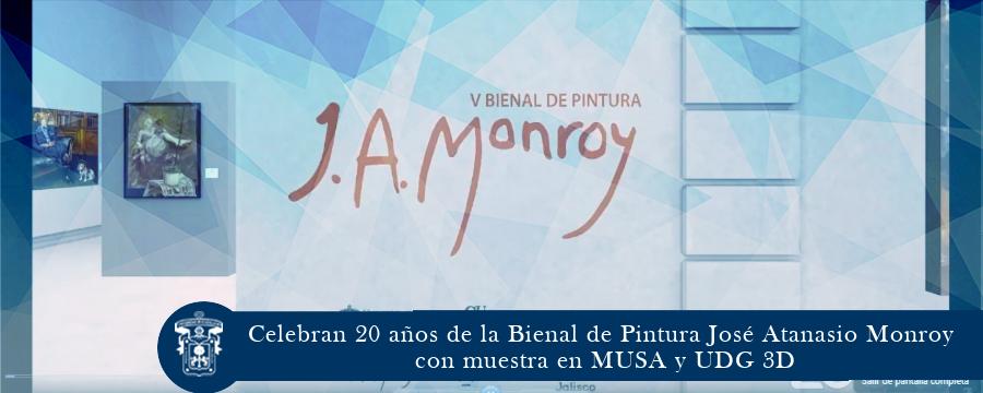 Celebran 20 años de la Bienal de Pintura José Atanasio Monroy