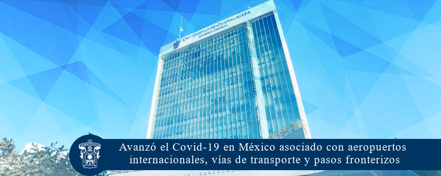 Avanzó el Covid-19 en México