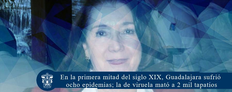 En la primera mitad del siglo XIX, Guadalajara sufrió ocho epidemias