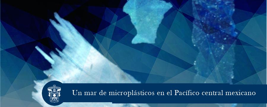 Un mar de microplásticos en el Pacífico central mexicano