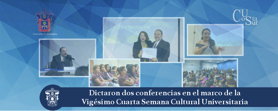 Banner: Conferencias SCU 2018