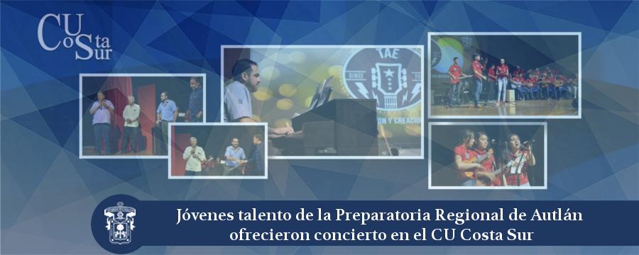 Banner: Concierto Jóvenes talento EPRA