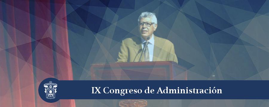 Banner: Congreso de Administración 2017