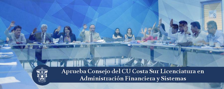 Banner: Consejo de Centro