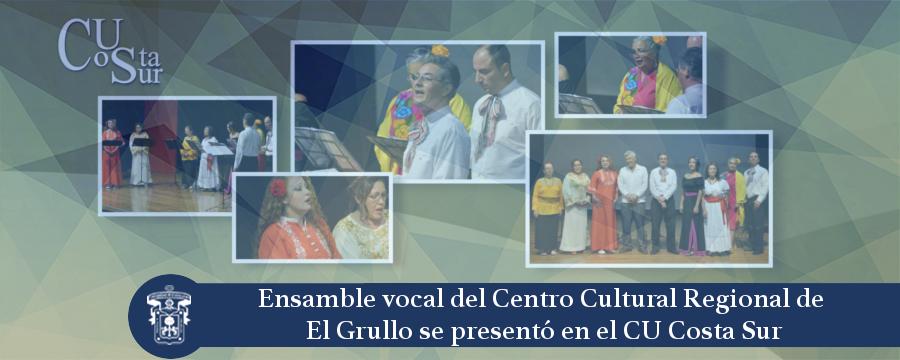 Banner: Concierto música mexicana