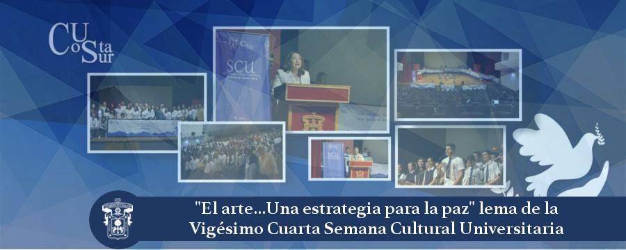 Banner: Inauguración de la SCU 2018