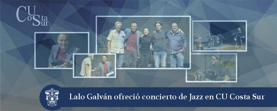 Banner: Lalo Galván