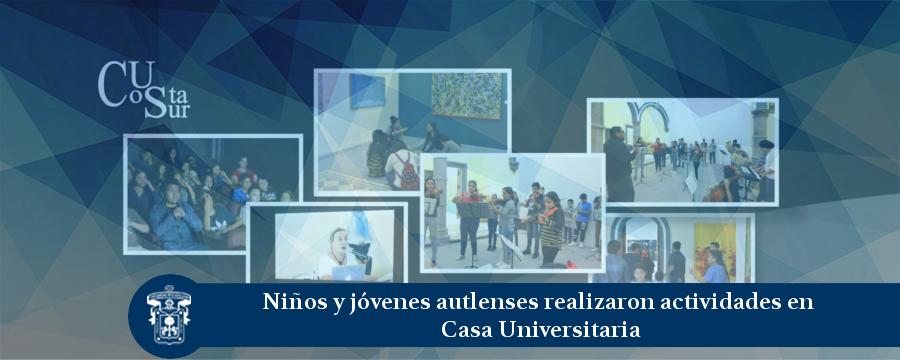 Banner: Casa Universitaria