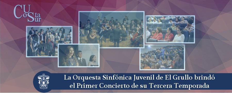 Banner: 3er Temporada OSJ El Grullo