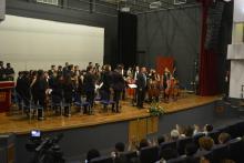 Inauguración 4ta temporada Orquesta Sinfónica el grullo