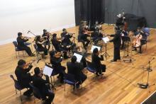 Concierto Orquesta de Higinio Ruvalcaba de la Universidad de Guadalajara