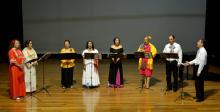 Nota: Concierto música mexicana