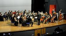 Nota: Concierto de clausura 3er temporada orquesta sinfónica