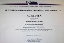 Banner: Acreditación IOS