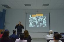 Nota: Conferencia en Gestión del Conocimiento