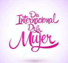 Banner: Día Internacional de la Mujer