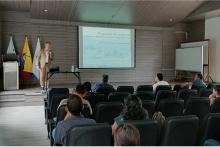 Universidad de Colombia invita a profesor del CU Costa Sur acer una estancia