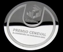 Nota: Candidatos a premio CENEVAL