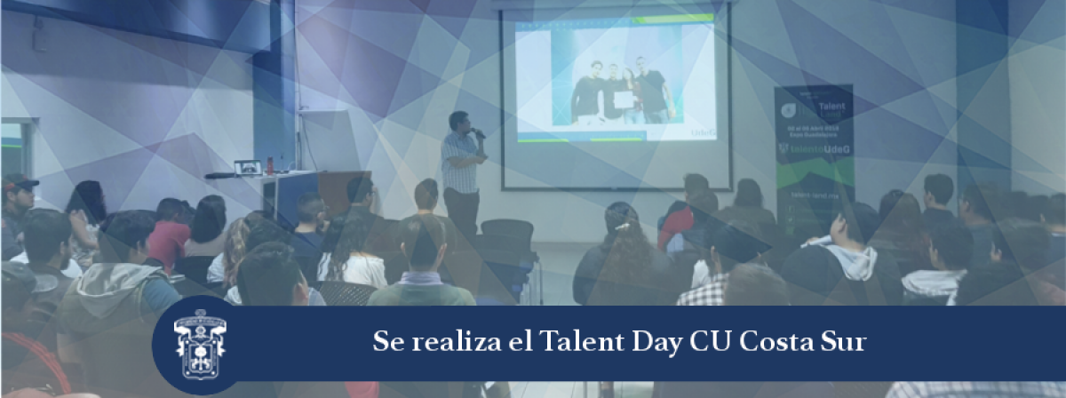 Banner: Talent Day
