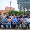 14 estudiantes arribaron a CU Costa Sur
